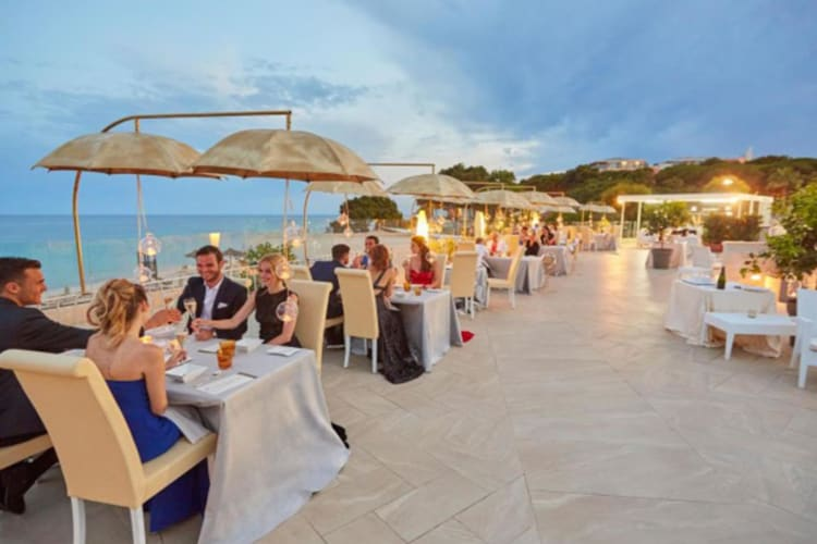 Forte terrace - gourmet events