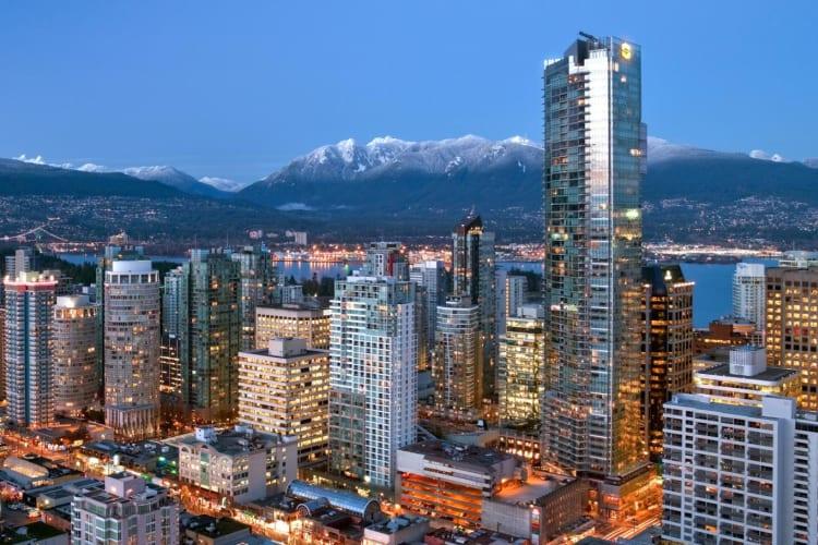 Shangri-La, Vancouver