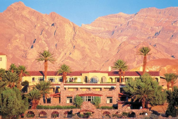 Furnace Creek Exterior