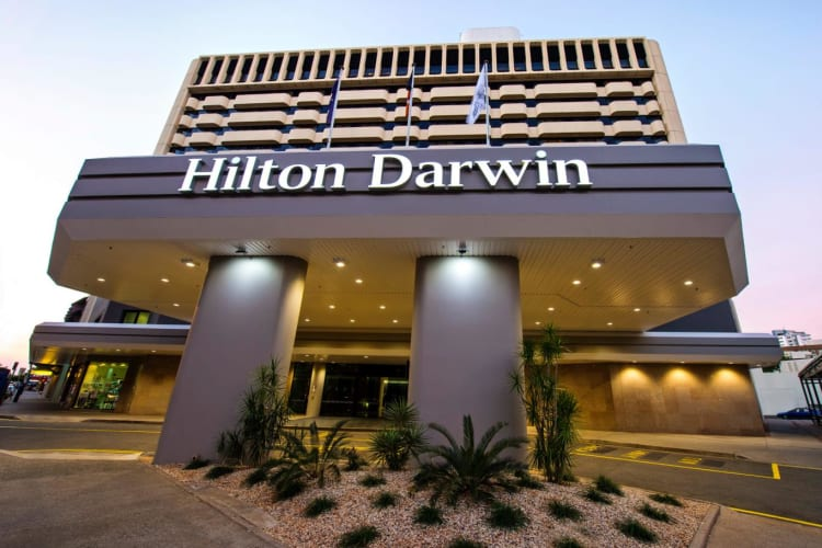 Hilton Darwin Exterior