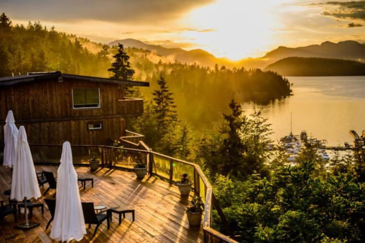 West Coast Wilderness Resort