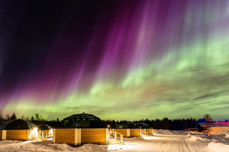 Arctic Snowhotel & Glass Igloos | Sinetta | Destinology