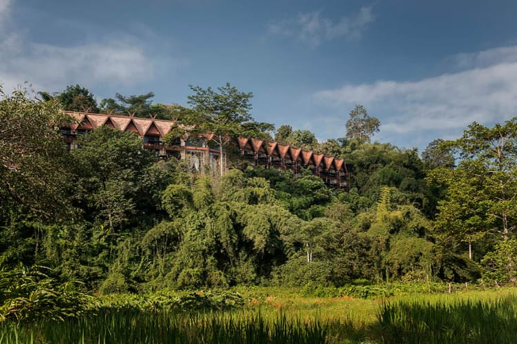 Anantara Golden Triangle surrounding views