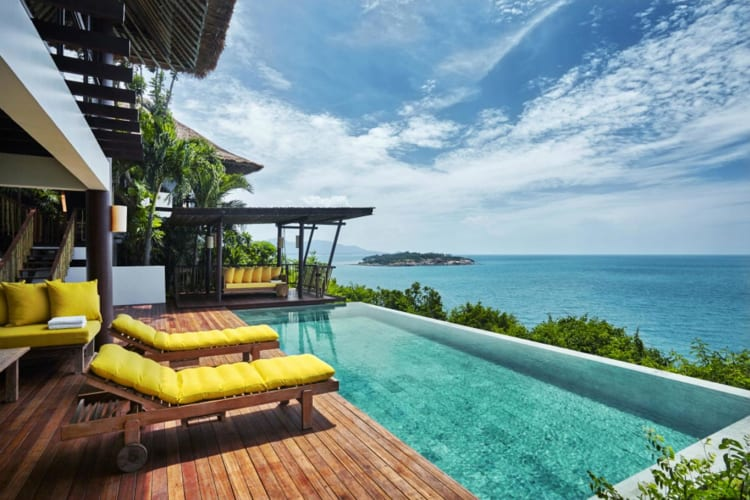 The Retreat at Six Senses Samui