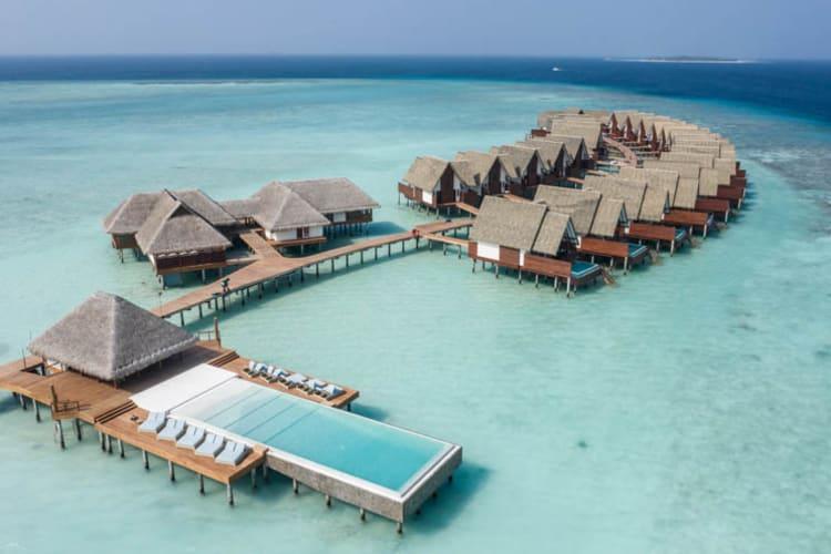 Water Villas and Suites exclusive bar