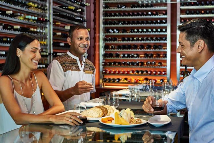 Conrad Maldives Hospitality