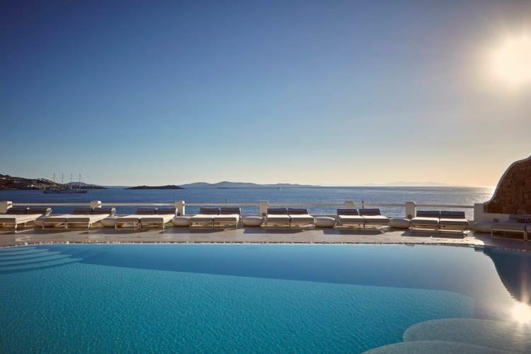Kouros Hotel  Suites swimming pool