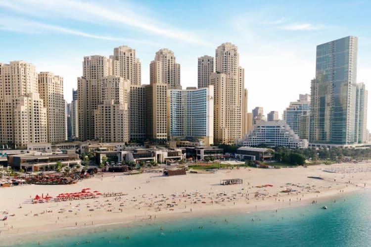 Ja Ocean View Hotel Dubai Destinology