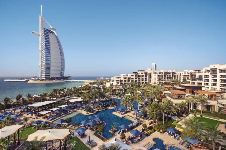 Jumeirah Al Naseem   Resort View   Day Shot
