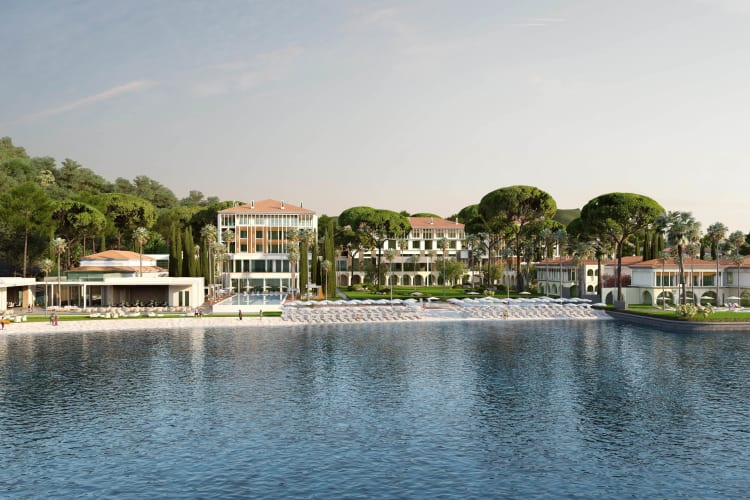 Resort Exterior Beach Area