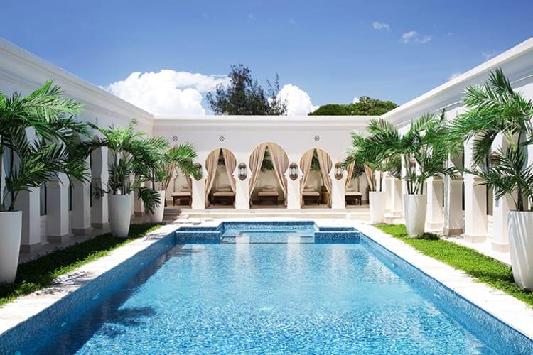 Baraza Spa Pool