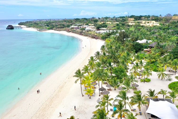Zuri Zanzibar Aerial View