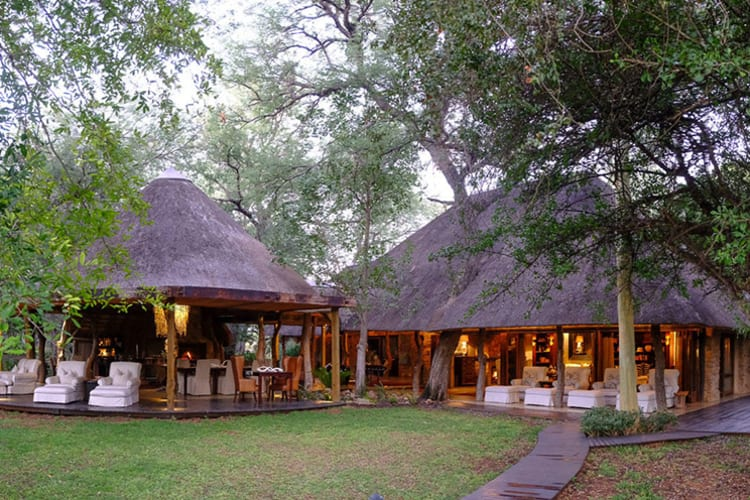 Dulini Lodge Dining Sala