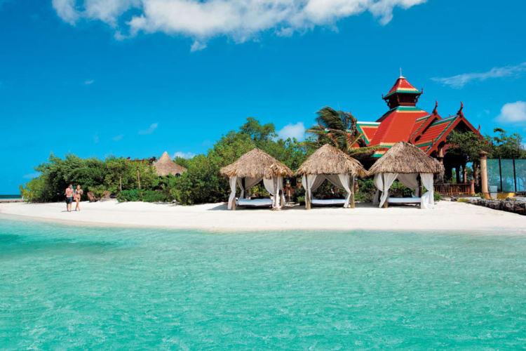Royal Caribbean Island