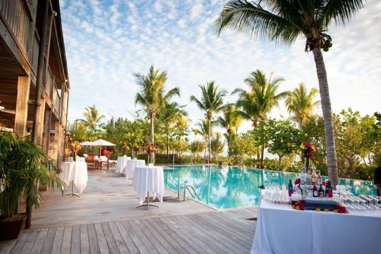COMO Parrot Cay Pool Event