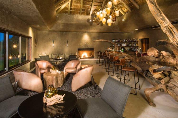 Sabi Sabi Earth Lodge Bar