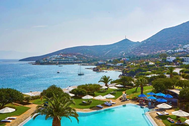Elounda Beach Hotel Outdoor Swimming Pool