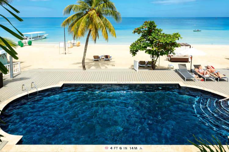 Azul Beach Resort Negril Pool Area
