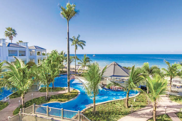 Azul Beach Resort Negril Pool