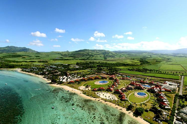 Tamassa Aerial View Of The Resort