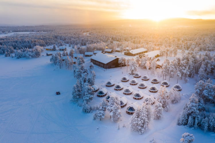 Inari Wilderness Hotel