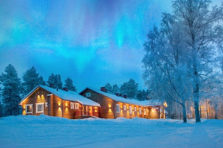 Beana Laponia Aurora