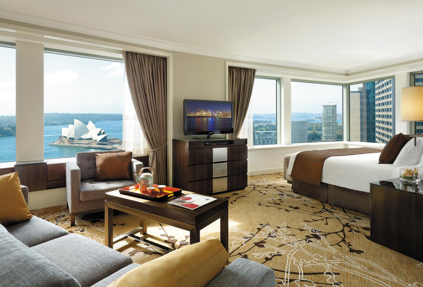 Premier Grand Harbour View Room