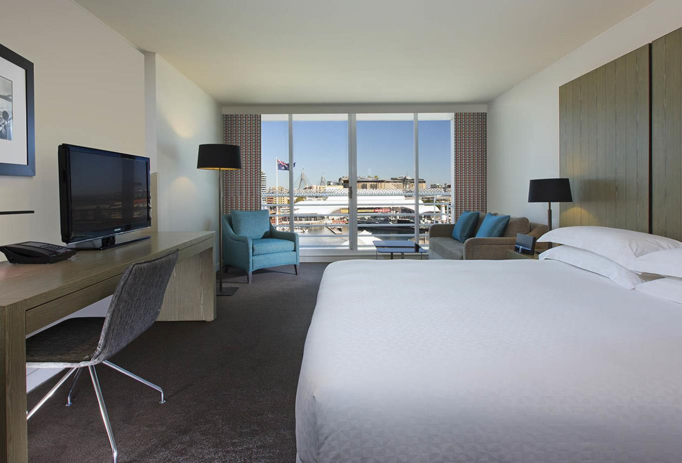 Premium Deluxe Harbour View Room