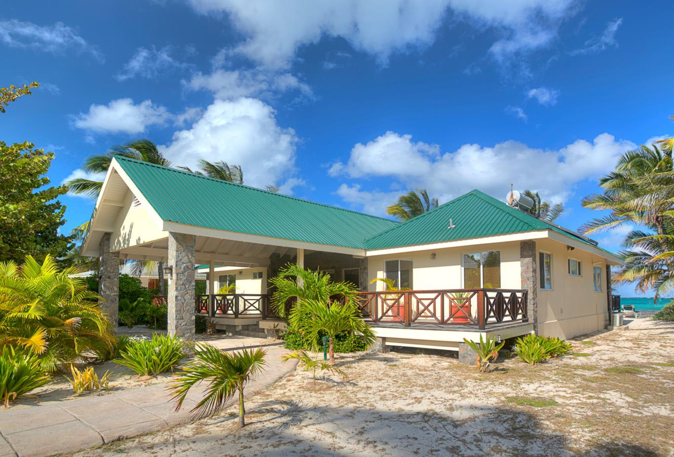Sea Feather Villa