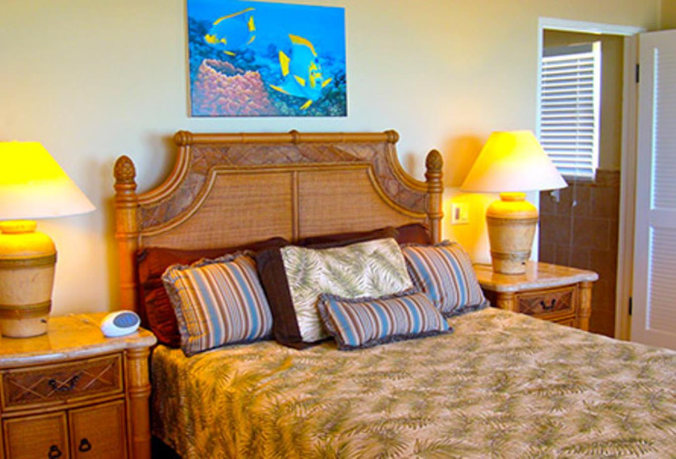 Seafeather bedroom