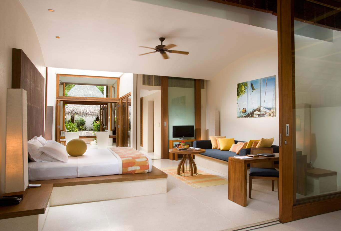 Beach Villa Inside