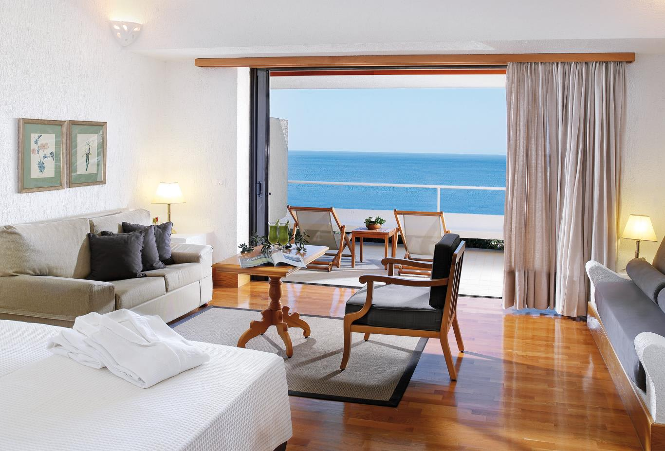 Porto Sea View Room