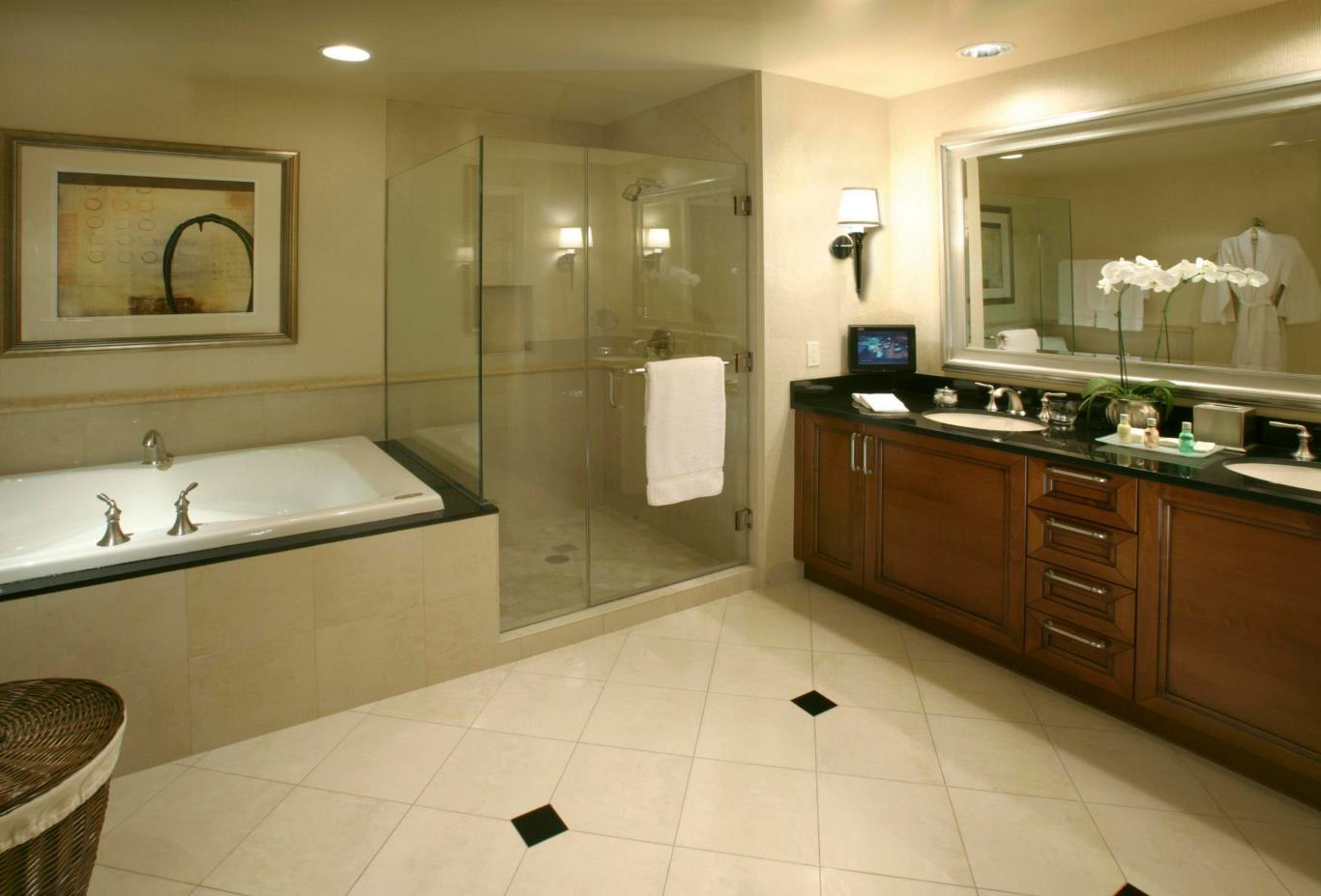 Suite Master Bathroom