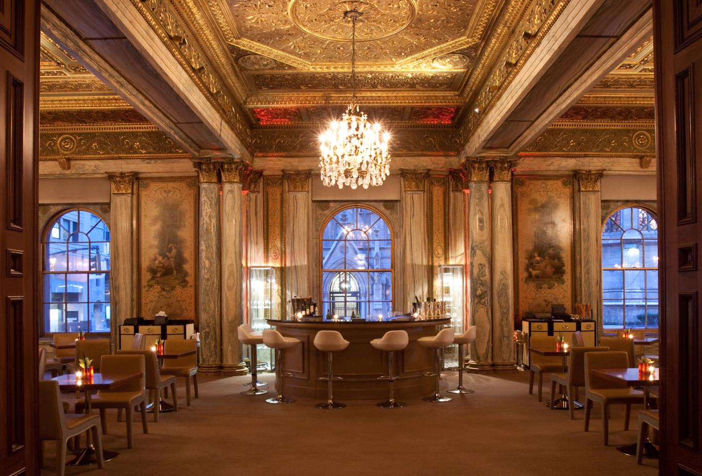 The Madison Room Entrance