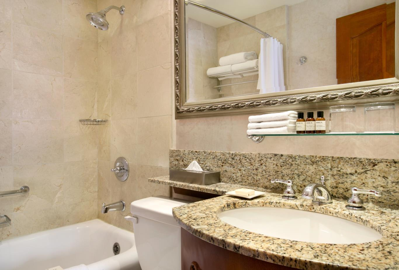 Fairmont Bathroom