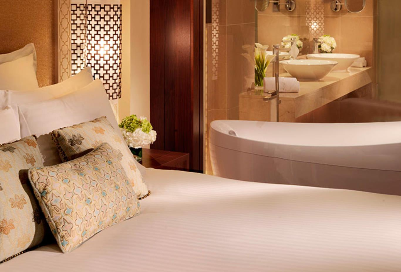 The Ritz Carlton, Dubai Club Deluxe Room