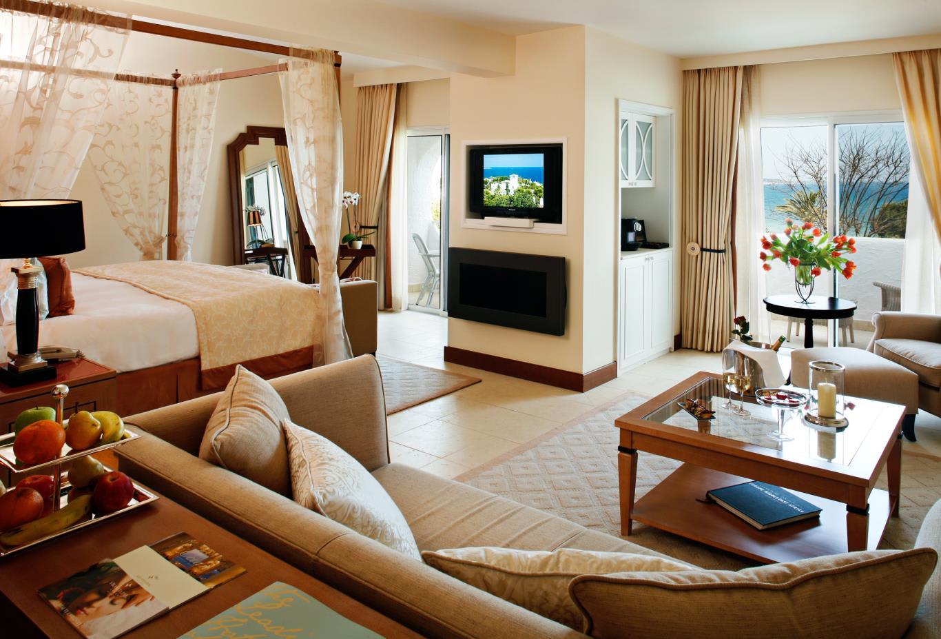 Oasis Premium Rooftop bedroom