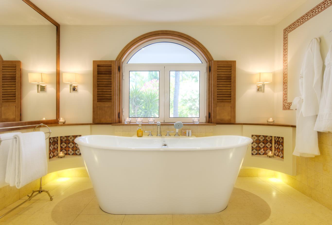 Oasis Premium bathroom