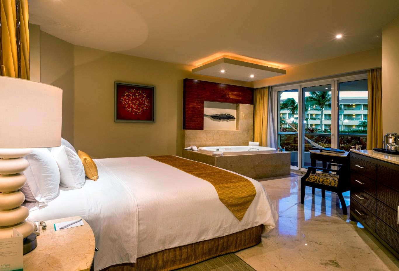 Superior Deluxe Room with Garden View