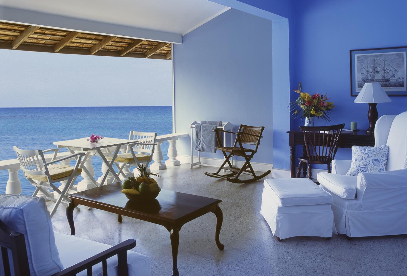 Premier verandah suite beach