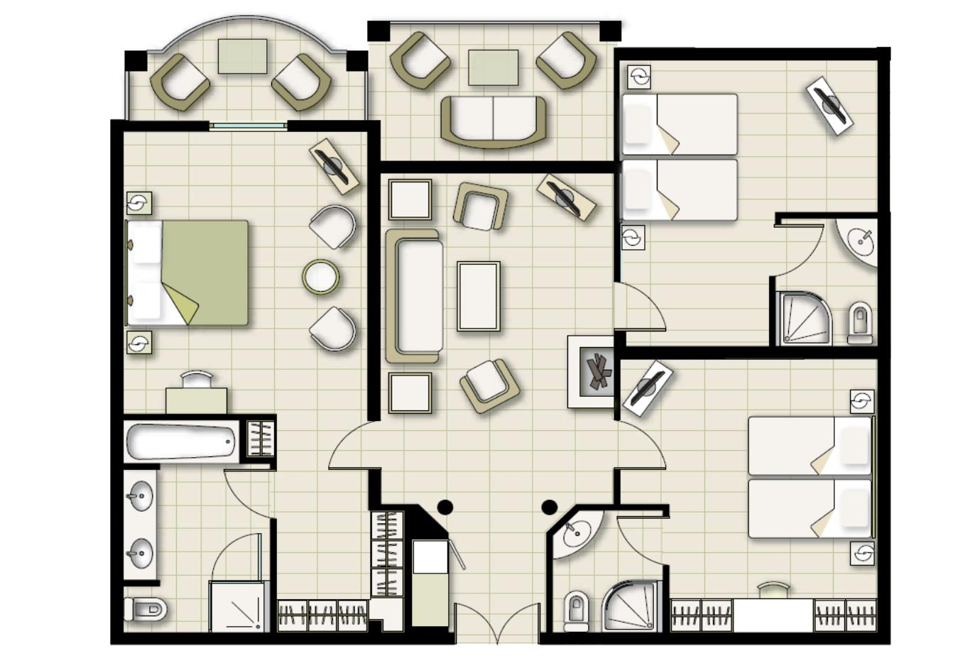 Floorplan-3-bed-suite