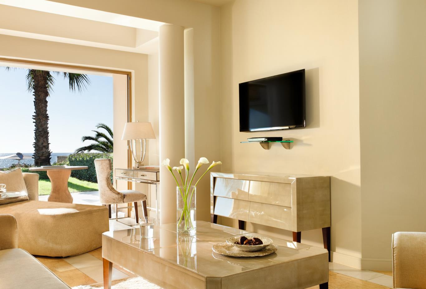 Suite Beachfront Sea View