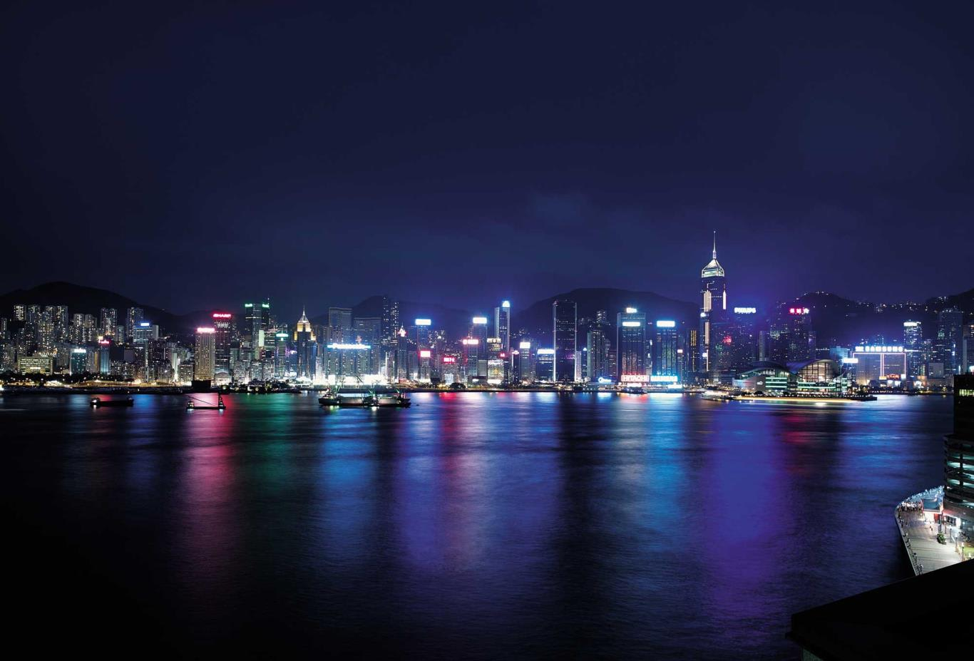 Harbour View Night