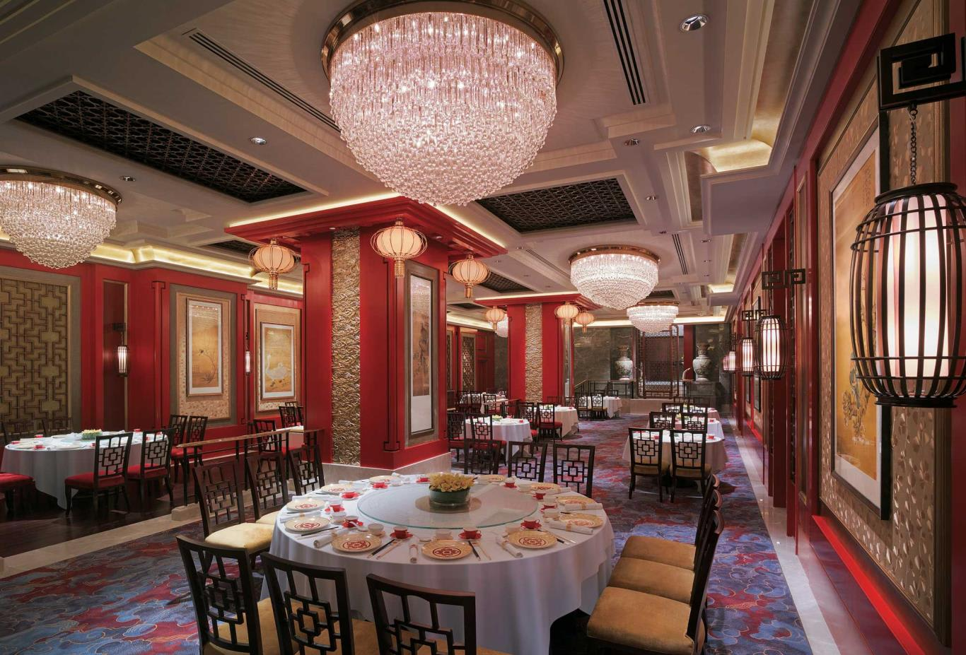 Shang Palace Main Dining Hall