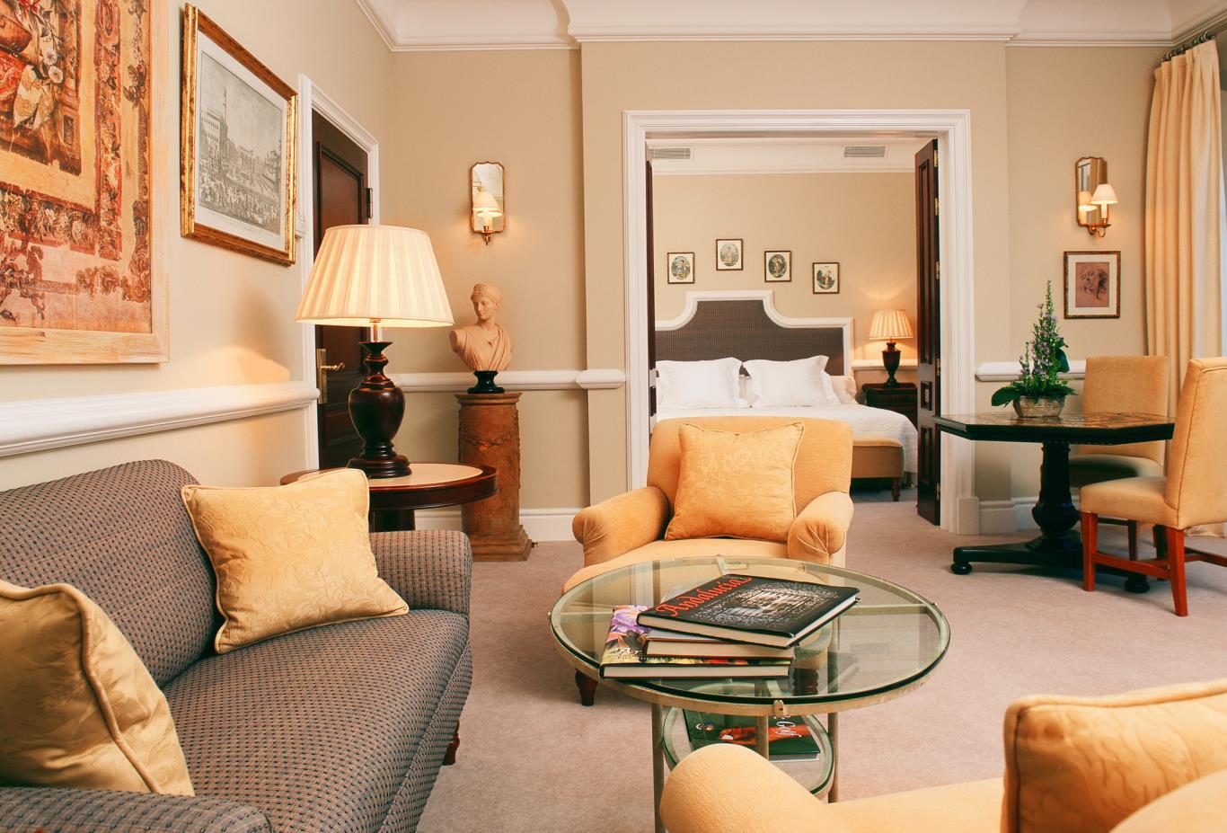 Villa Padierna Suite
