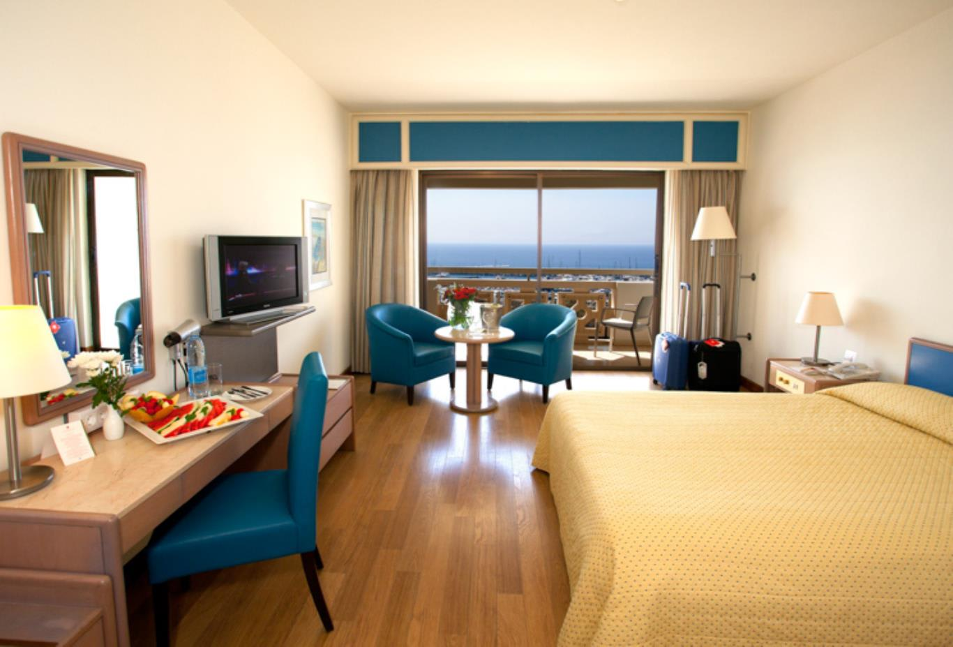 Marina View Double Bed