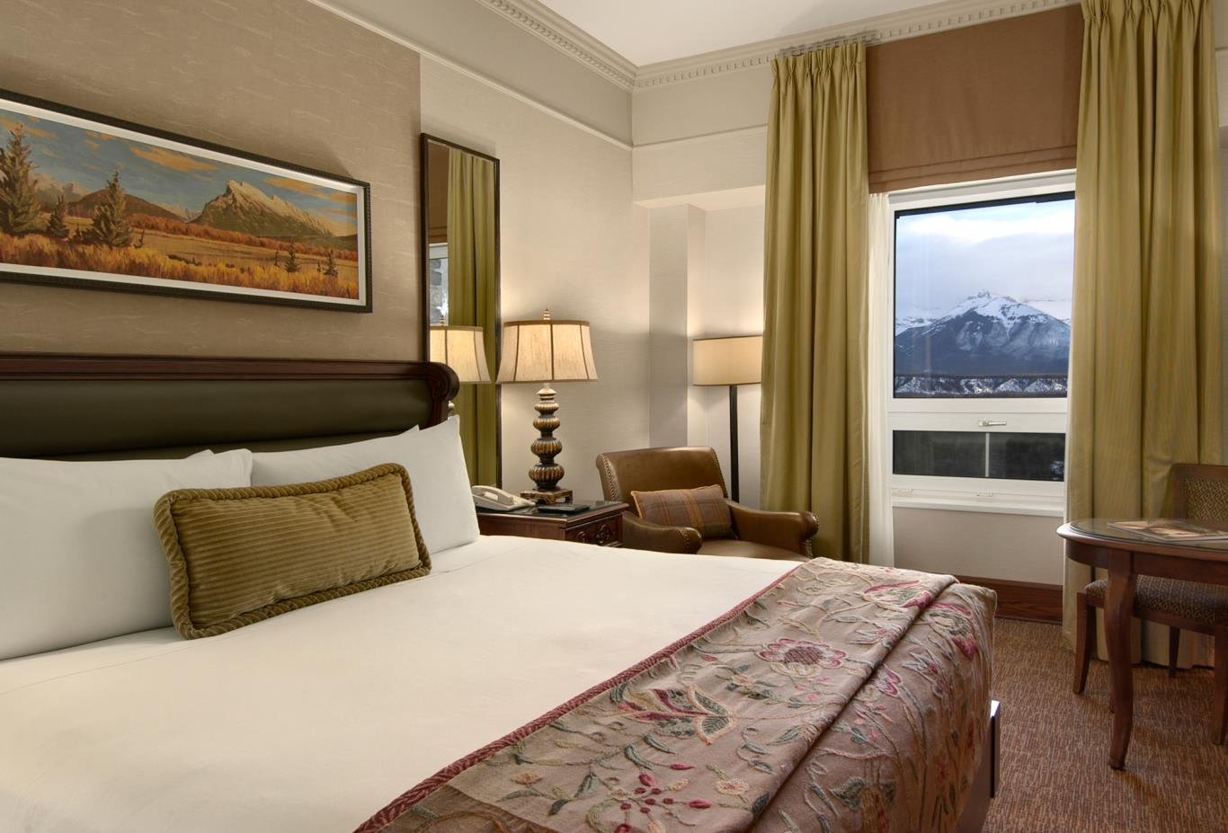 Fairmon Gold Mountain View Room
