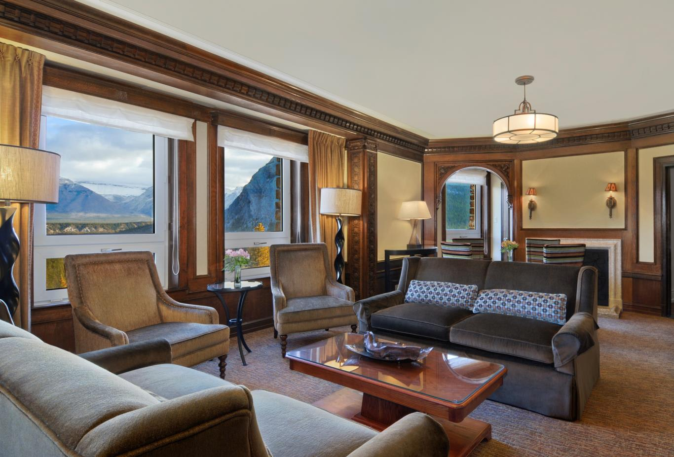 Fairmont Gold Two Bedroom Suite