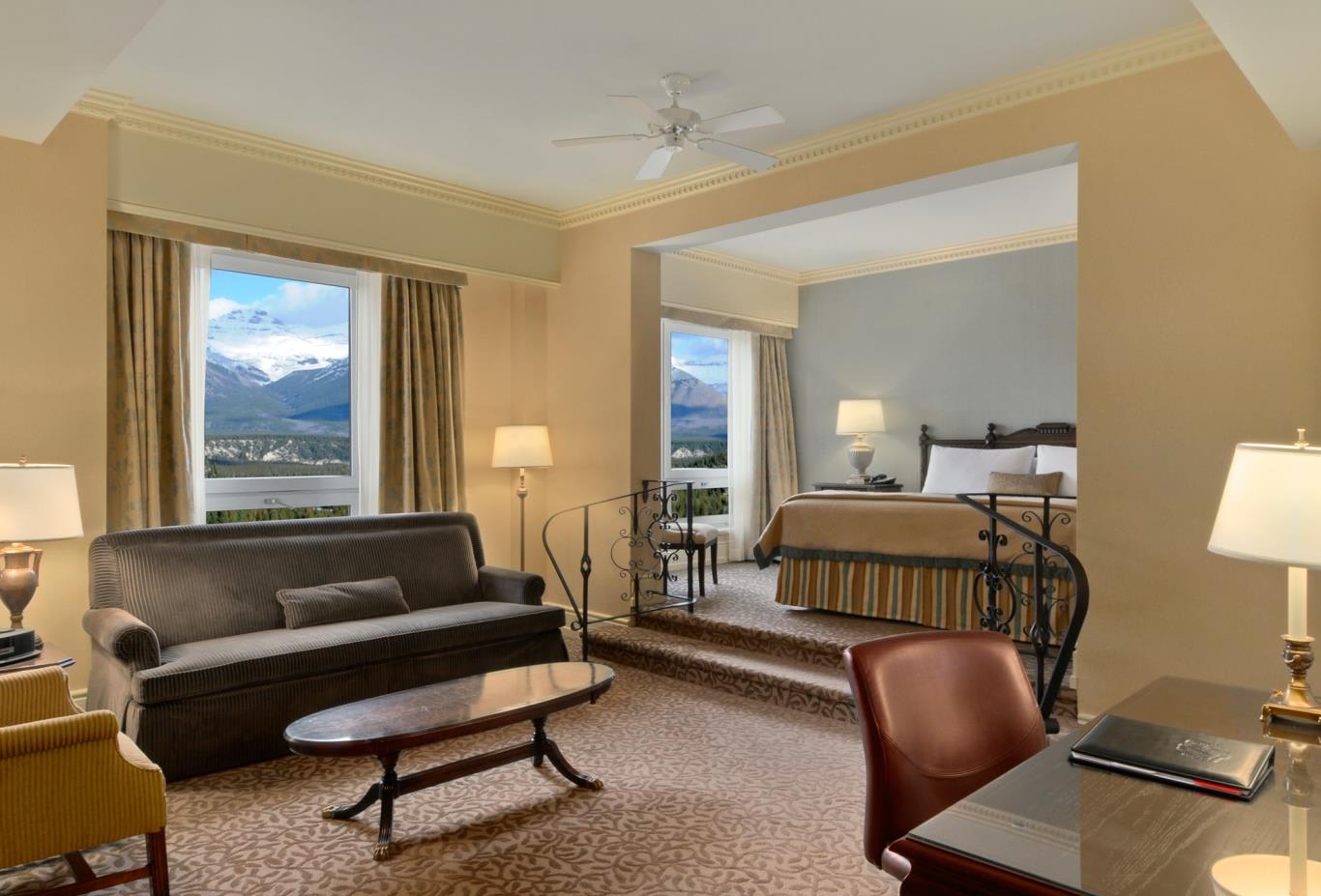 Junior Suite Mountain View