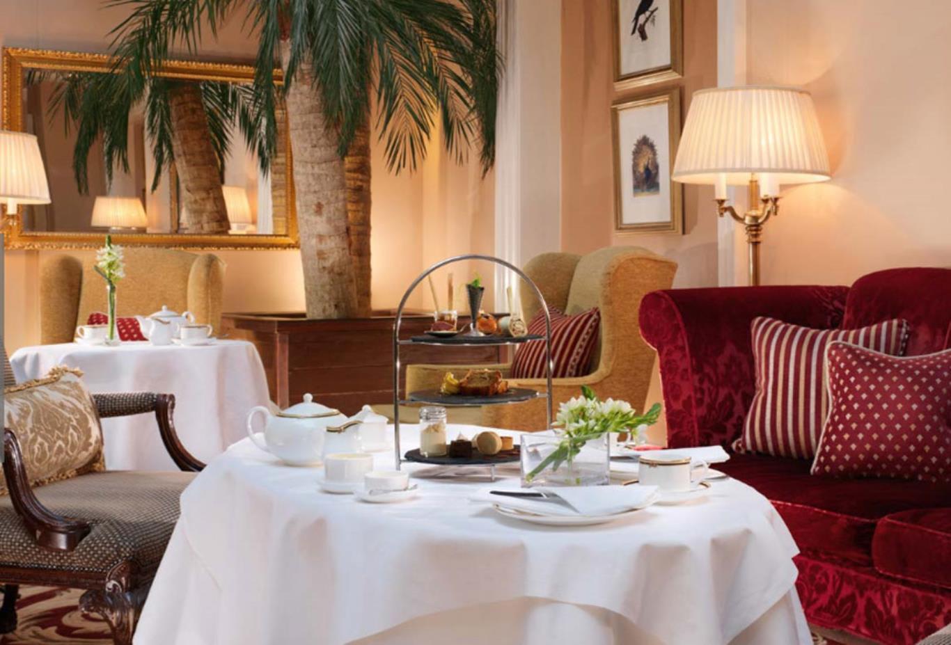 The Atrium Lounge Afternoon Tea